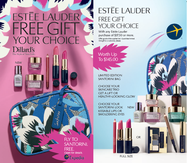Estee Lauder Spring Gift With Purchase At Dillard S Mentor Oh
