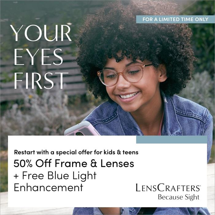 lenscrafters July 2020 5